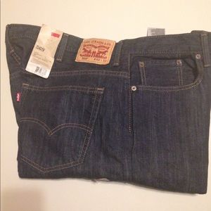 NWT Levi's 569 Blue Jeans 👖 Men Sz 40/30